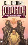 Foreigner by C.J. Cherryh