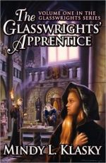 Glaswright's Apprentice by Mindy L. Klasky