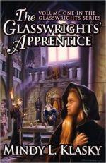 Glaswright's Apprentice by Mindy L. Klasky