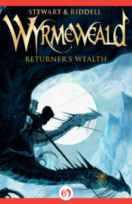 Wyrmweald by Paul Stewart & Chris Riddell