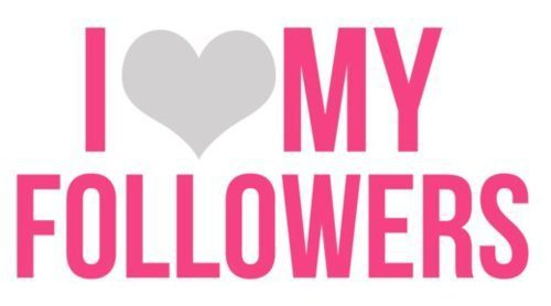 i-love-my-followers