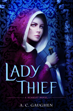 Lady Thief by A.G. Gaughen