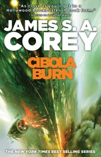 Cibola Burn by James S. A. Corey