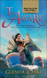 The Aware by Glenda Larke