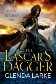 The Lascar's Dagger by Glenda Larke