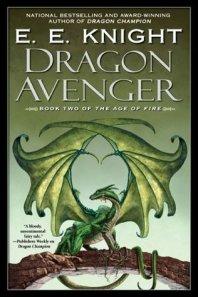 Dragon Avenger by E.E. Knight