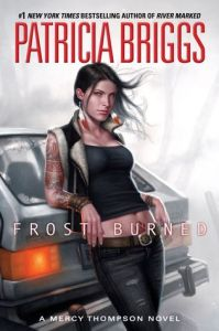 Frost Burned by Patricia Briggs