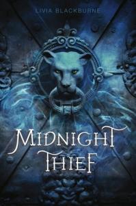 The Midnight Thief by Livia Blackburne