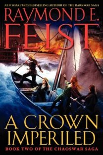 A Crown Imperiled by Raymon E. Feist