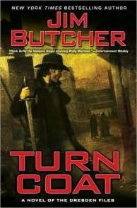 Turn Coat by Jim Butcher
