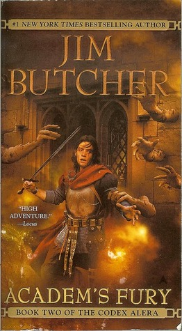 Academ's Fury by Jim Butcher