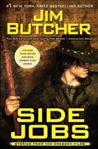 Side Jobs by Jim Butcher