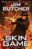 Skin Games by Jim Butcher