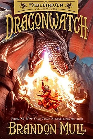 Book Review Dragonwatch By Brandon Mull The Obsessive