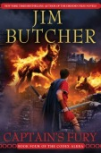 Captain's Furey by Jim Butcher
