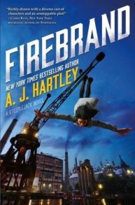 Firebrand by A.J. Hartley