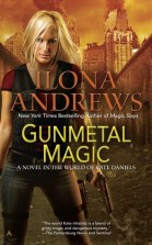 Gunmetal Magic by Ilona Andrews