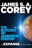 The Butcher of A.S. by James S.A. Corey