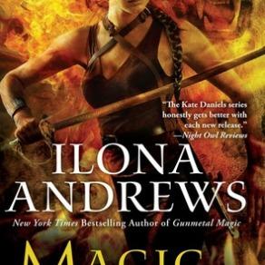 Magic Rises by Ilona Andrews