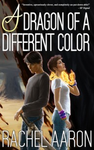 A Dragon of a Different Color by Rachel Aaron