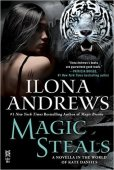 Magic Steals by Ilona Andrews
