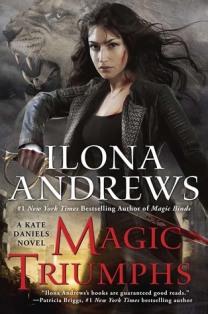 [August 28, 2018] Magic Triumphs by Ilona Andrews