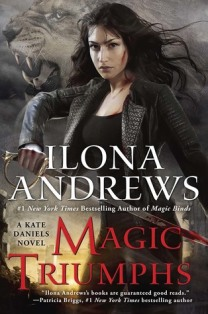[August 28, 2018] Magic Triumphs by Ilona Andrews