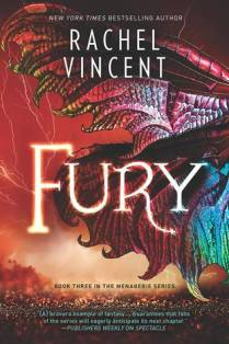 [October 30, 2018] Fury by Rachel Vincent