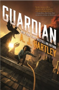 [June 12, 2108] Guardian by A.J. Hartley