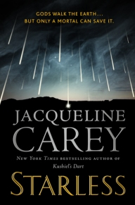 [June 12, 2018] Starless by Jacqueline Carey