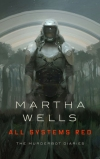 All Systems Red by Martha Wells