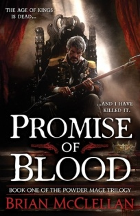 Promise of Blood by Brian McClellan