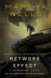 Network Effect by Martha Wells [May 5, 2020]