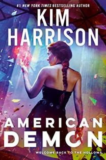 American Demon by Kim Harrison [June 6, 2020]