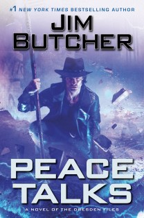 Peace Talks by Jim Butcher [July 14, 2020]