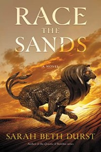 Race the Sands by Sarah Beth Durst [April 21, 2020]