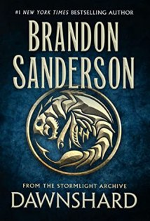 Dawnshard by Brandon Sanderson